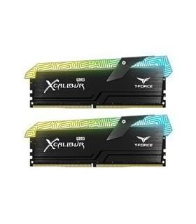 رم کامپیوتر DDR4 تیم گروپ XCALIBUR RGB ظرفیت 16 گیگابایت 4000 مگاهرتز