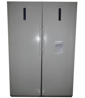 یخچال و فریزر ایکس ویژن مدل D650