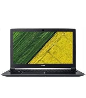 لپ تاپ ایسر Aspire A715 71G i7 7700HQ 12 1 256SSD 4 1050Ti FHD