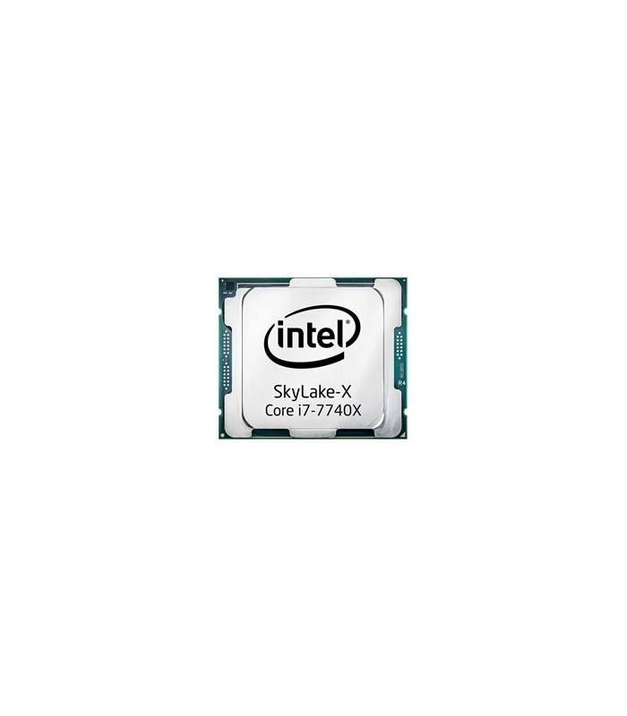 پردازنده اینتل کبی لیک Core i7-7740X
