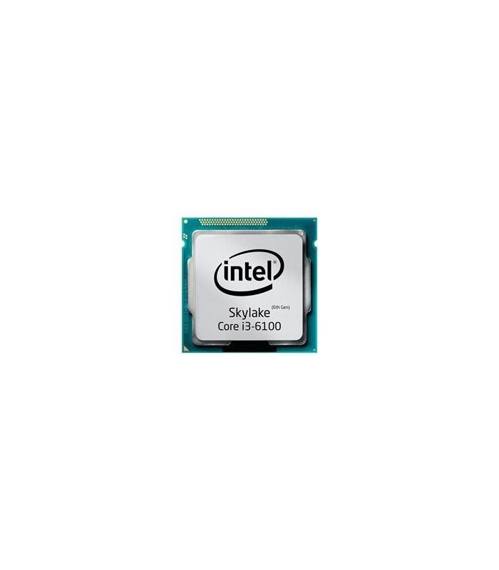 پردازنده اینتل اسکای لیک Core i3-6100