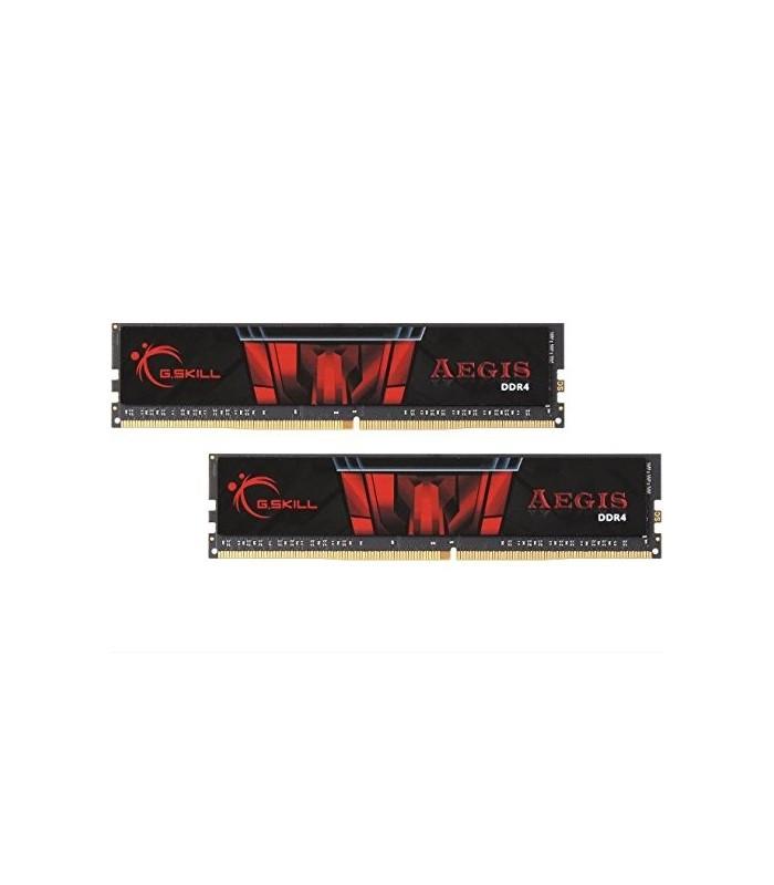 G.SKILL 8GB (2 x 4GB) Aegis DDR4 PC4-19200 2400MHz