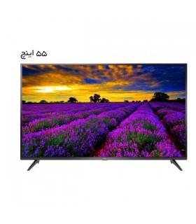 تلویزیون ال ای دی هوشمند تی سی ال مدل 55P6US سایز 55 اینچ