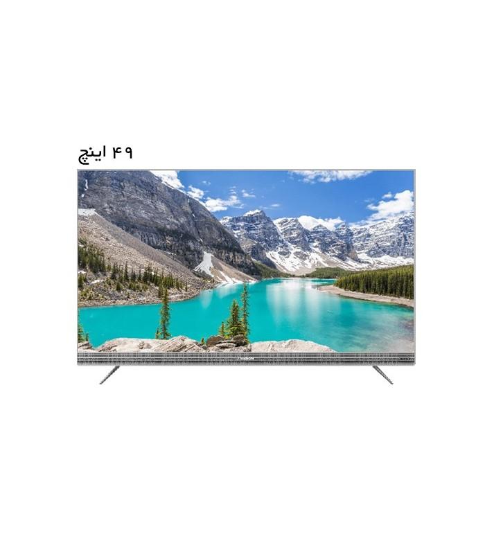 تلویزیون ال ای دی ایکس ویژن مدل 49XTU735 با سایز 49 اینچ