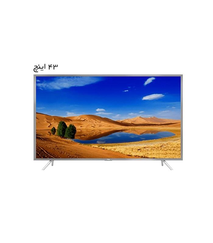 تلویزیون ال ای دی تی سی ال مدل 43S4900 سایز 43 اینچ