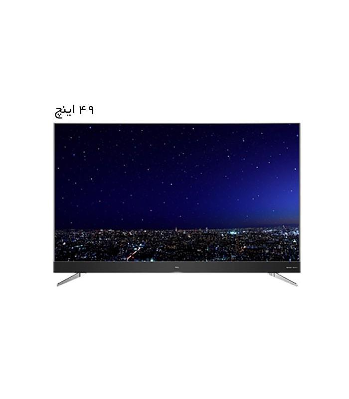 تلویزیون ال ای دی تی سی ال مدل 49C2LUS سایز 49 اینچ