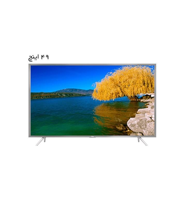 تلویزیون ال ای دی تی سی ال مدل 49S4900 سایز 49 اینچ