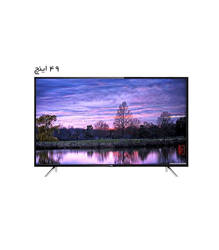 تلویزیون ال ای دی تی سی ال مدل 49S4910 سایز 49 اینچ