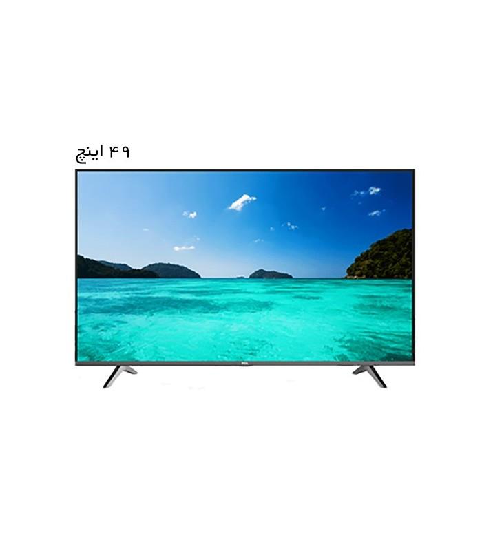 تلویزیون ال ای دی تی سی ال مدل 49S6000 سایز 49 اینچ