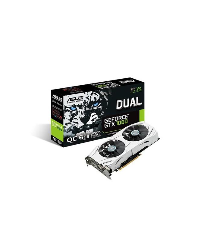 کارت گرافیک ایسوس مدل DUAL GTX1060-O6G
