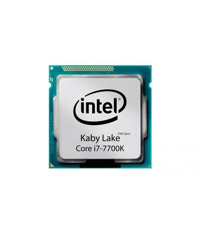 پردازنده مرکزی اینتل سری Kaby Lake مدل Core i7-7700K