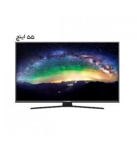 تلویزیون ال ای دی ایکس ویژن مدل 55XTU615 سایز 55 اینچ