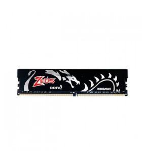 رم کامپیوتر DDR4 کینگ مکس مدل Zeus Dragon فرکانس 3000MHZ ظرفیت 16GB