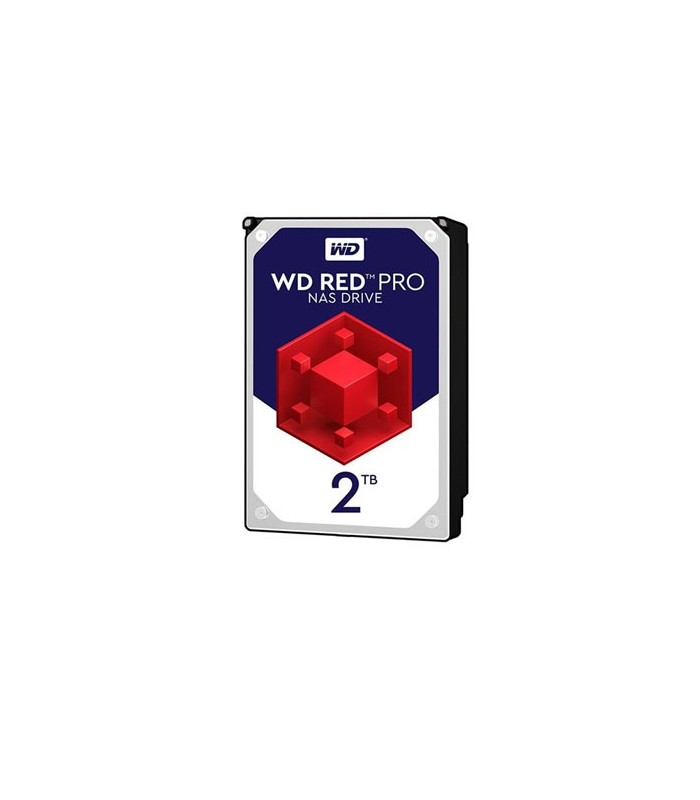 هارددیسک اینترنال وسترن دیجیتال مدل Red WD10EFRX ظرفیت 2 ترابایت