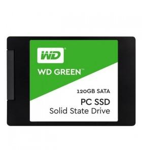 حافظه اس اس دی وسترن دیجیتال مدل GREEN WDS120G1G0B ظرفیت 120 گیگابایت
