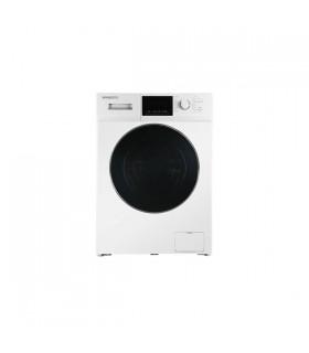 ماشین لباسشویی ایکس ویژن مدل TM84-BWBL ظرفیت 8 کیلوگرم (سفید)