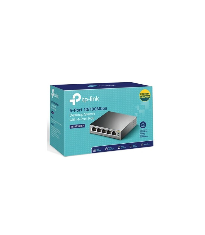 TP-Link 5-Port Switch TL-SF1005P