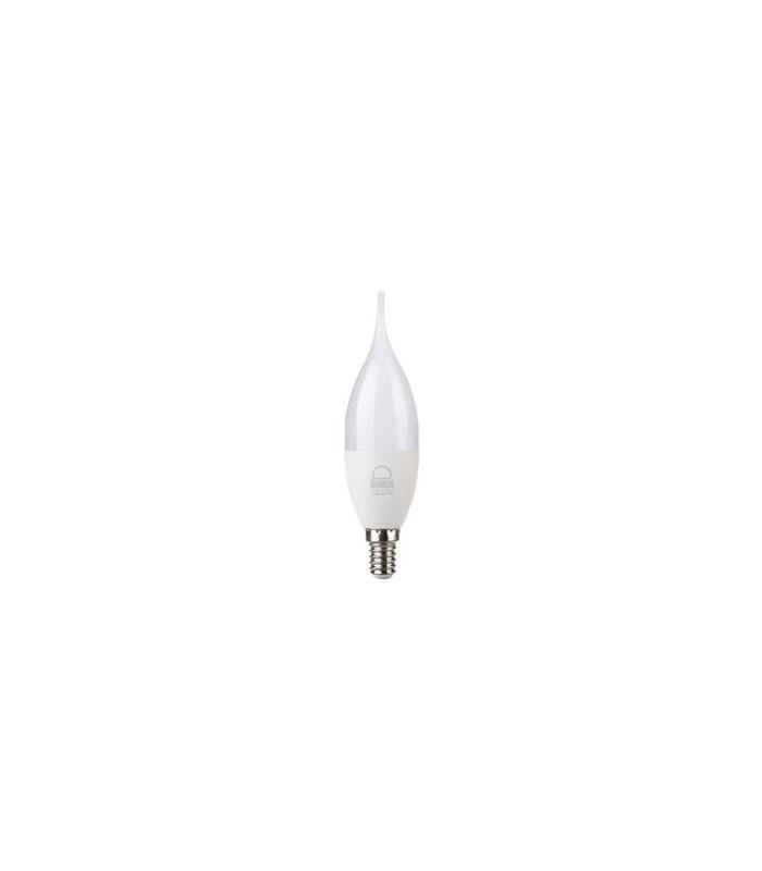 لامپ ال ای دی 7 وات بروکس مدل C37L پایه E14