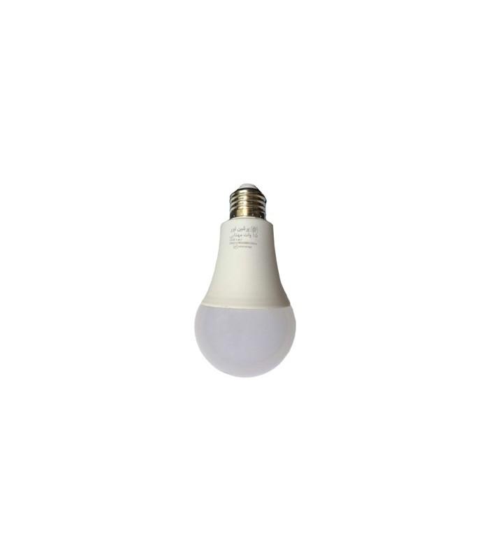 لامپ ال ای دی حبابی 15 وات پرشین نور