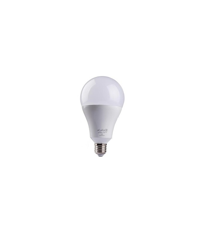 لامپ ال ای دی حبابی 24 وات پرشین نور