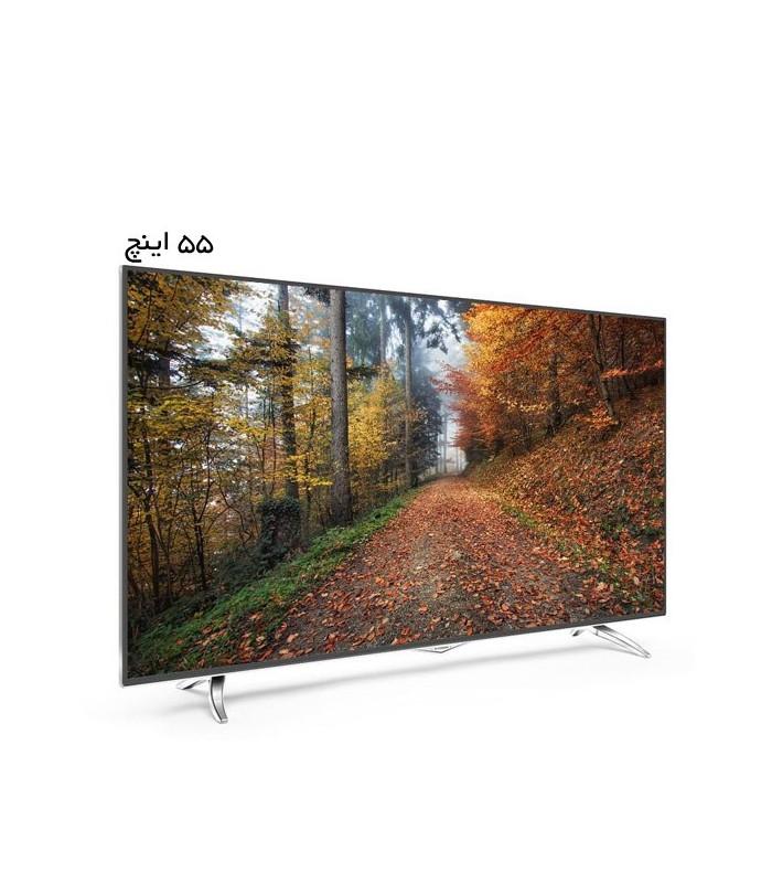 تلویزیون ال ای دی ایکس ویژن مدل 55XLU825 سایز 55 اینچ