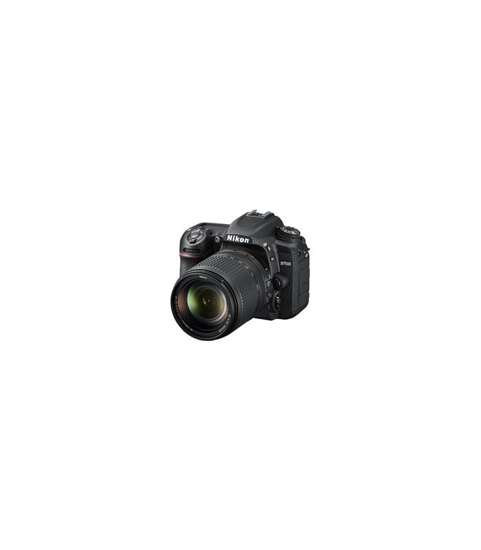 دوربین دیجیتال نیکون مدل D7500 با لنز 120-24 میلی متر VR AF-S DX