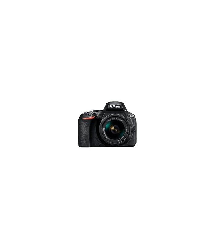 دوربین دیجیتال نیکون مدل D5600 با لنز 55-18 میلی متر VR AF-P