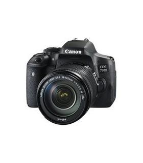 دوربین دیجیتال کانن مدل EOS 750D با لنز 135-18 میلی متر IS STM