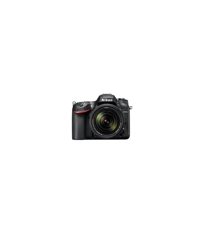 دوربین دیجیتال نیکون مدل D7200 با لنز 140-18 میلی متر VR