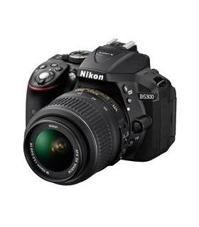 دوربین دیجیتال نیکون مدل D5300 با لنز 55-18 میلی متر VR AF-P