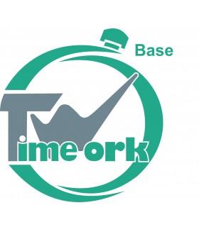 نرم افزار حضور و غیاب یگانه نسخه پایه (Base TimeWork)