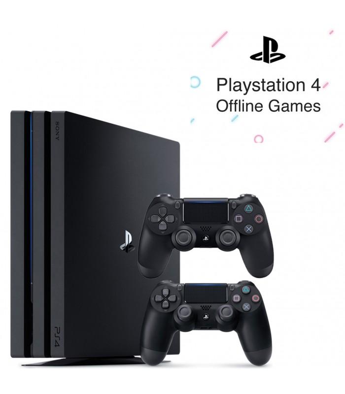 Sony Playstation 4 Pro bundle Region 2