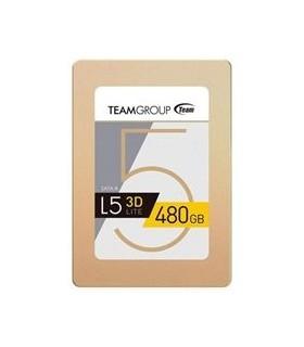 حافظه اس اس دی تیم گروپ مدل L5 LITE 3D ظرفیت 480 گیگابایت