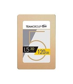 حافظه SSD تیم گروپ مدل L5 LITE 3D ظرفیت 120 گیگابایت