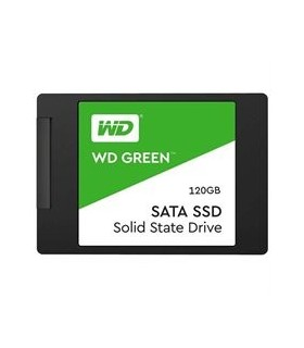 حافظه اس اس دی وسترن دیجیتال Green WDS120G2G0A با ظرفیت ۱۲۰ گیگابایت