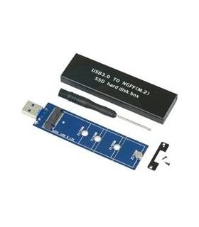 قاب اکسترنال حافظه اس اس دی M.2 به USB3.0