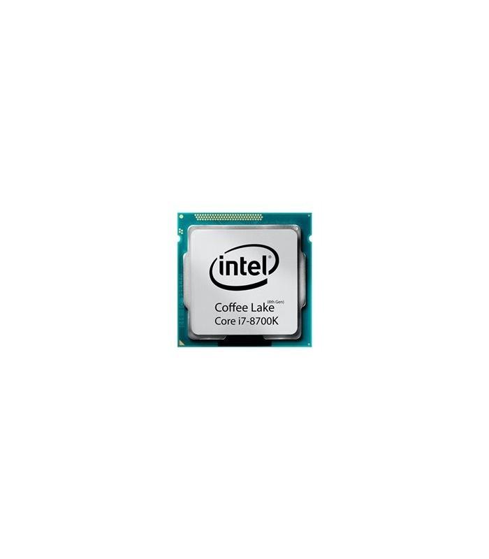 پردازنده اینتل سری کافی لیک Core i7-8700K سوکت 1151